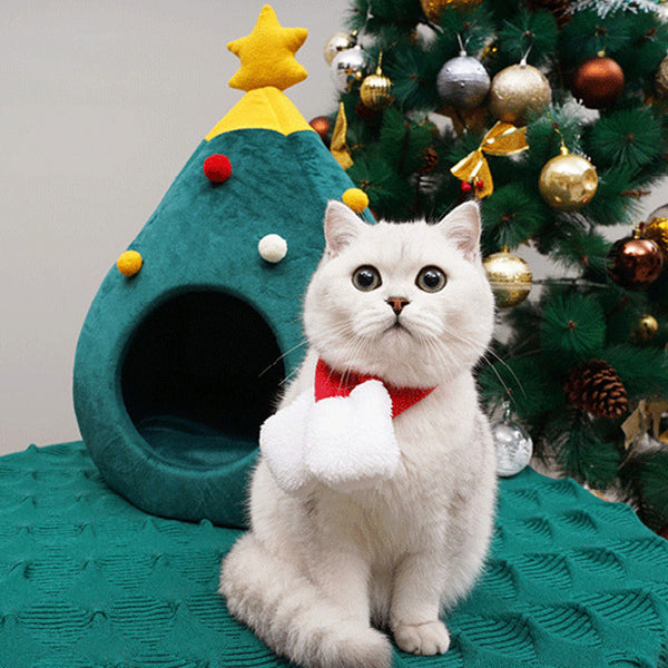 Christmas Pet Home Decoration - LEMI Décor