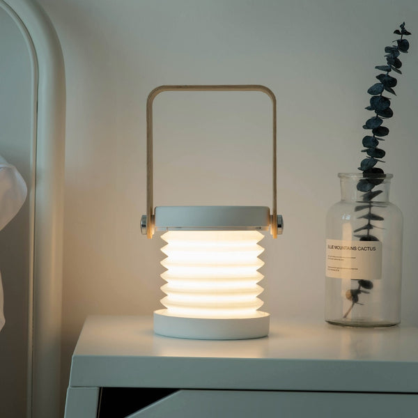 Portable Lantern Minimalism Night Lamp - LEMI Décor