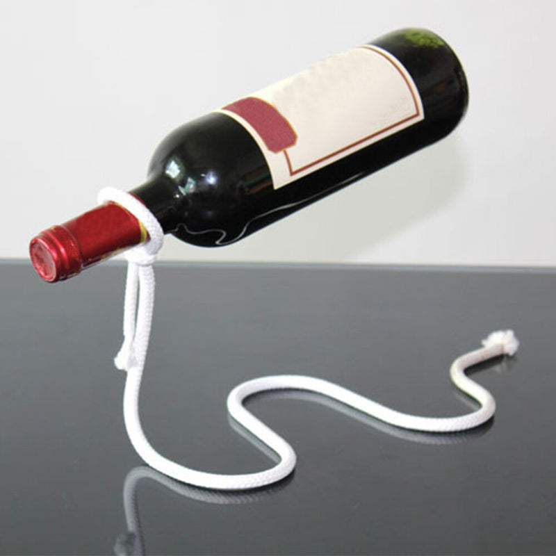 Floating In The Air™ Wine Bottle Holder