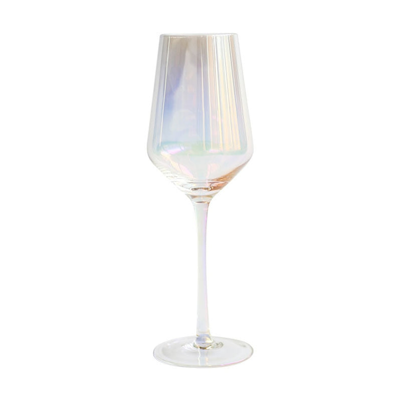 Twinkly Rainbow Crystal Goblet