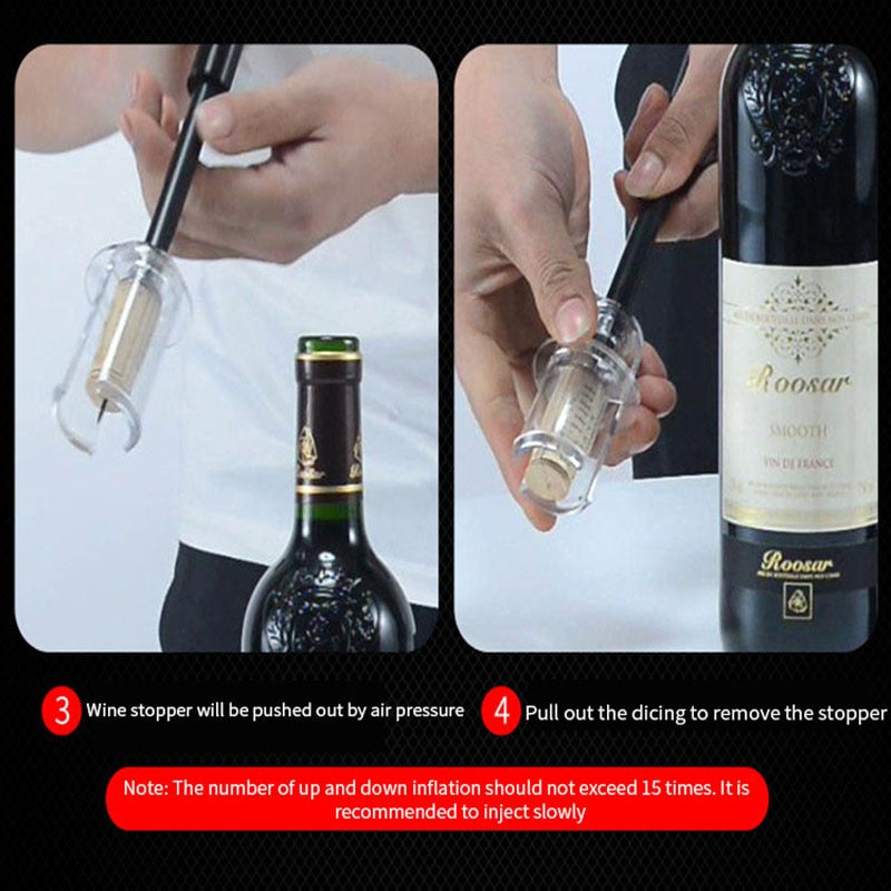 Wine Bottle Opener Set with Box