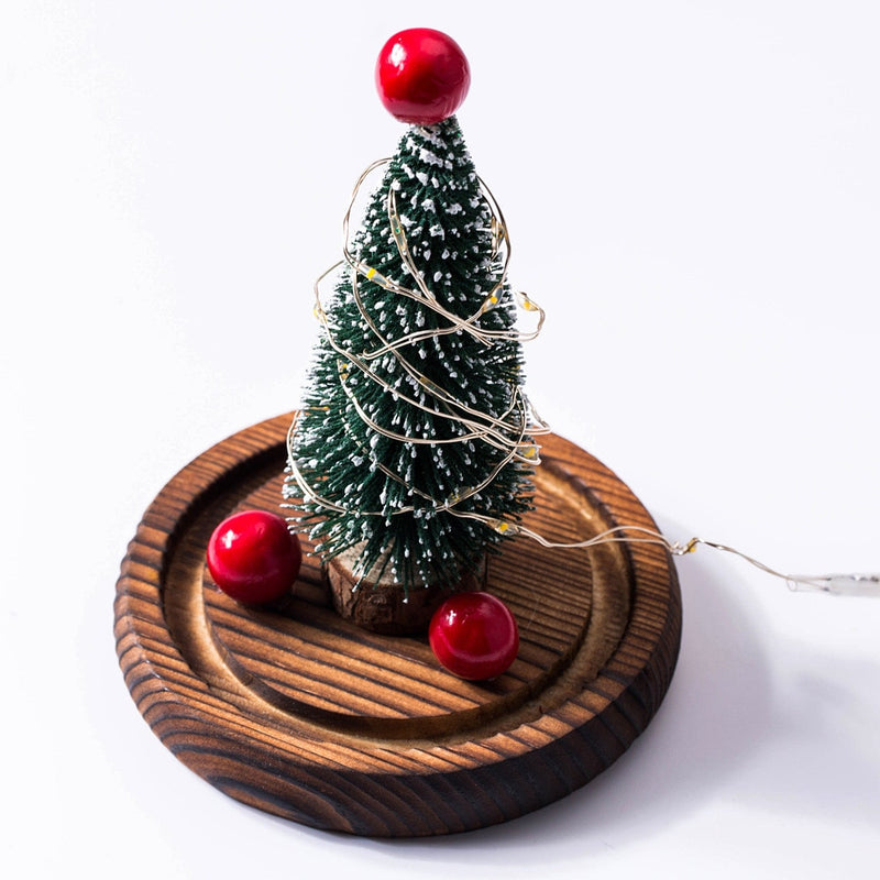Splendid Xmas Tree LED Nightlight - LEMI Décor