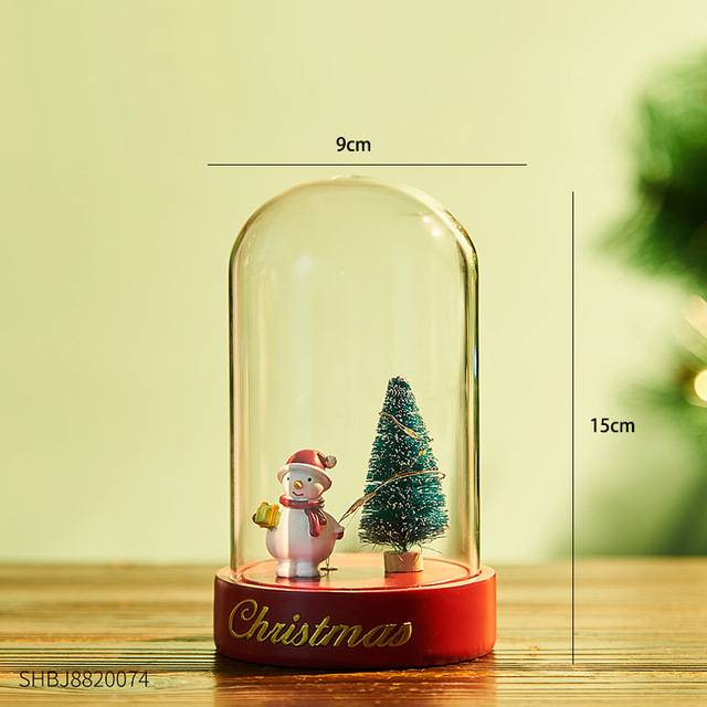 Christmas Music Box LED Lights