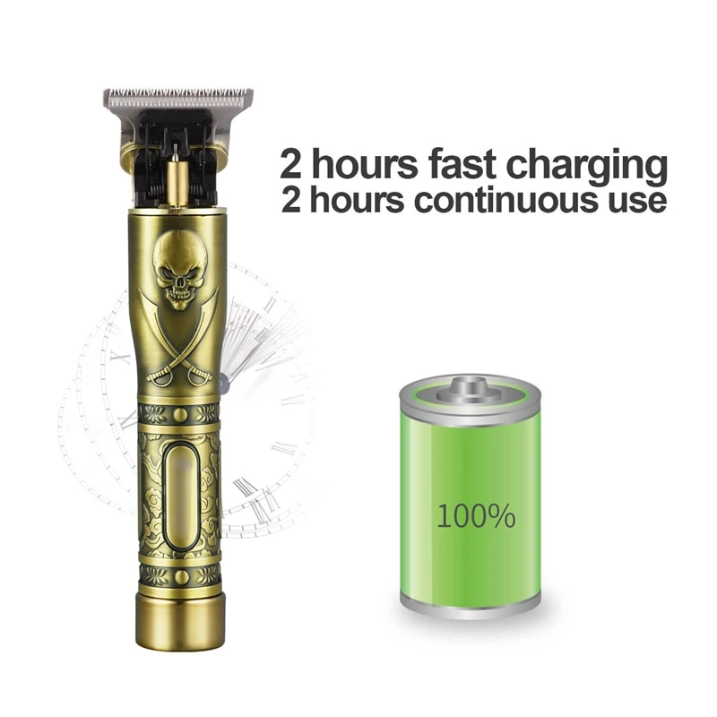 Barber Styling USB  Hair Trimmer