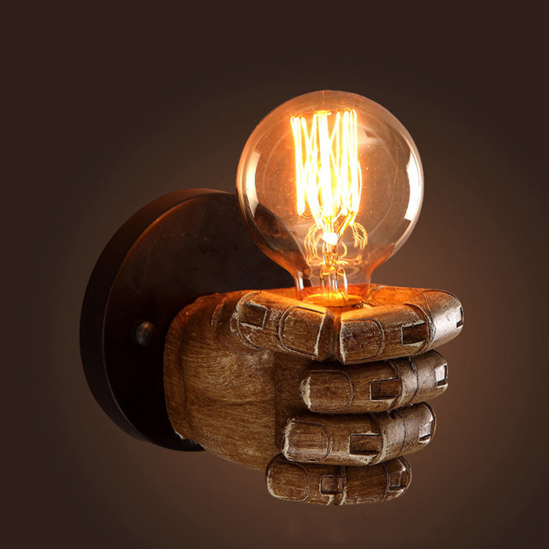 Novelty Fist Wall-mounted Lamp - LEMI Décor