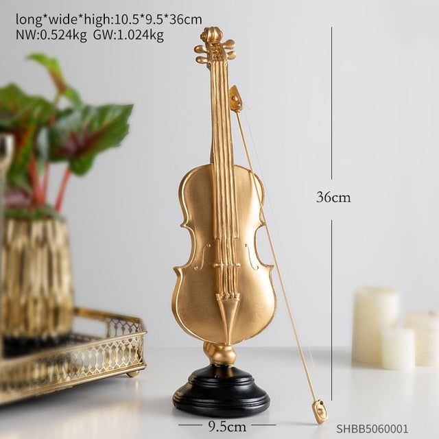 Symphony of Life Resin Figurines