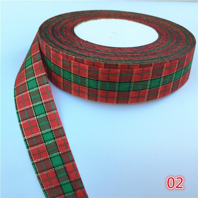 Retro Grosgrain Ribbon DIY Craft