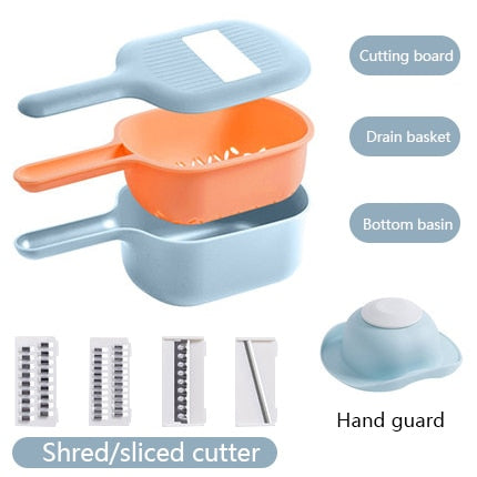 Kitchen Grater Suit - LEMI Décor
