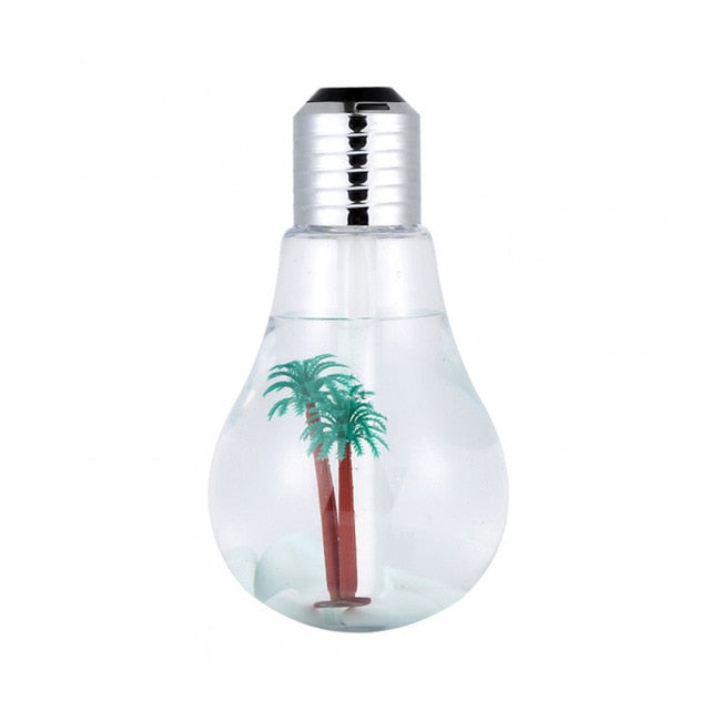LED Lamp Humidifier