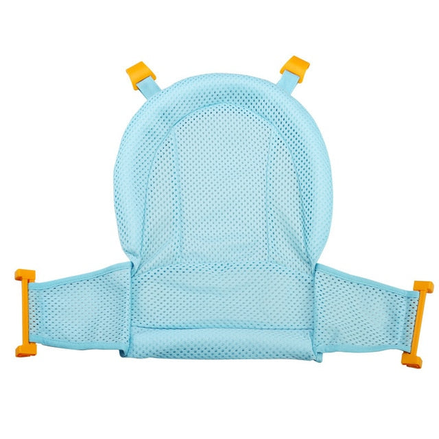 Mom's Care Soft Cushion Baby Bathtub