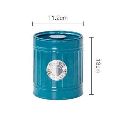 Bluebell Iron Storage Jars