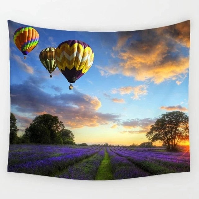 Gorgeous Sunset Tapestry