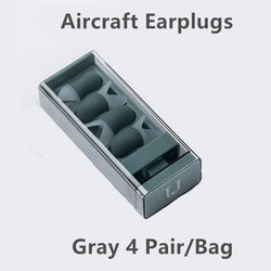 Soft Silicone Soundproof Earplugs