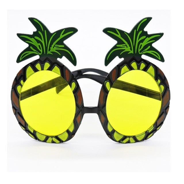 Hawaii Tropical Party Sunglasses