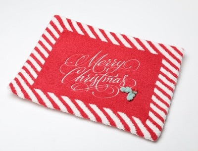 Cheerful Christmas Rugs
