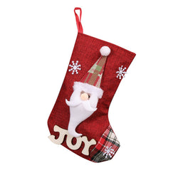 3D Christmas Stocking - LEMI Décor