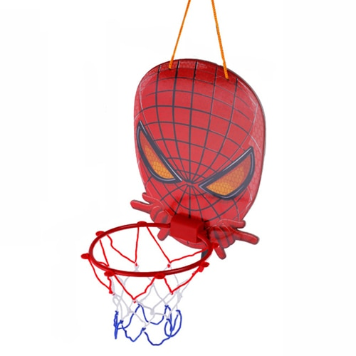 Wall Hanging Cartoon Basketball Rack