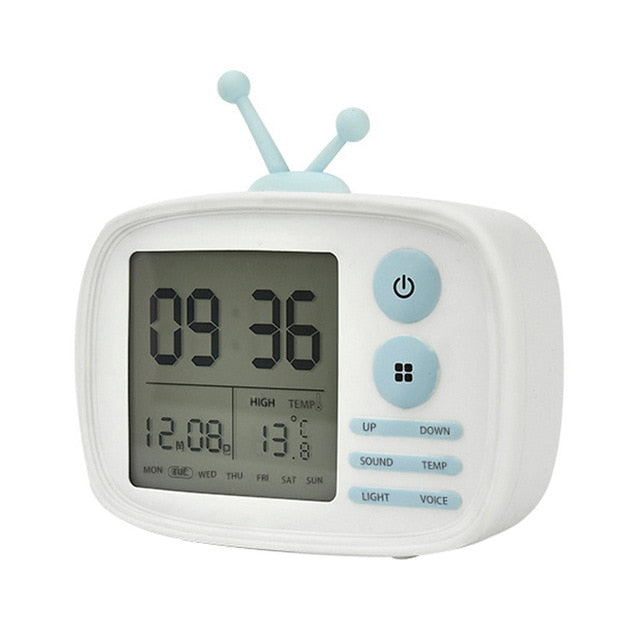 Cute Digital LED Clock