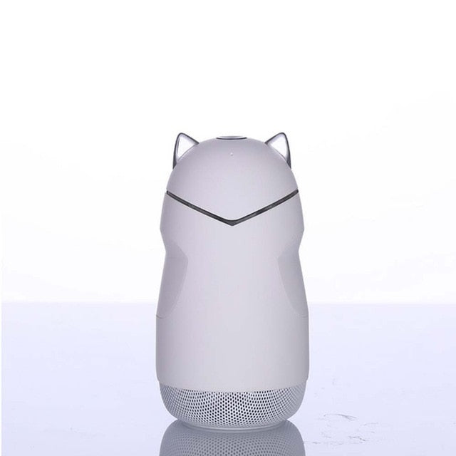 Cat Shaped Wireless Bluetooth Speaker