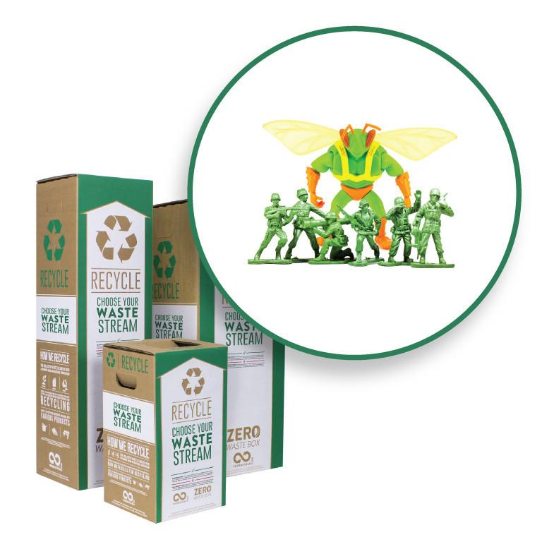 Action Figures - Zero Waste Box™