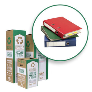 Binders and Presentation Materials - Zero Waste Box™