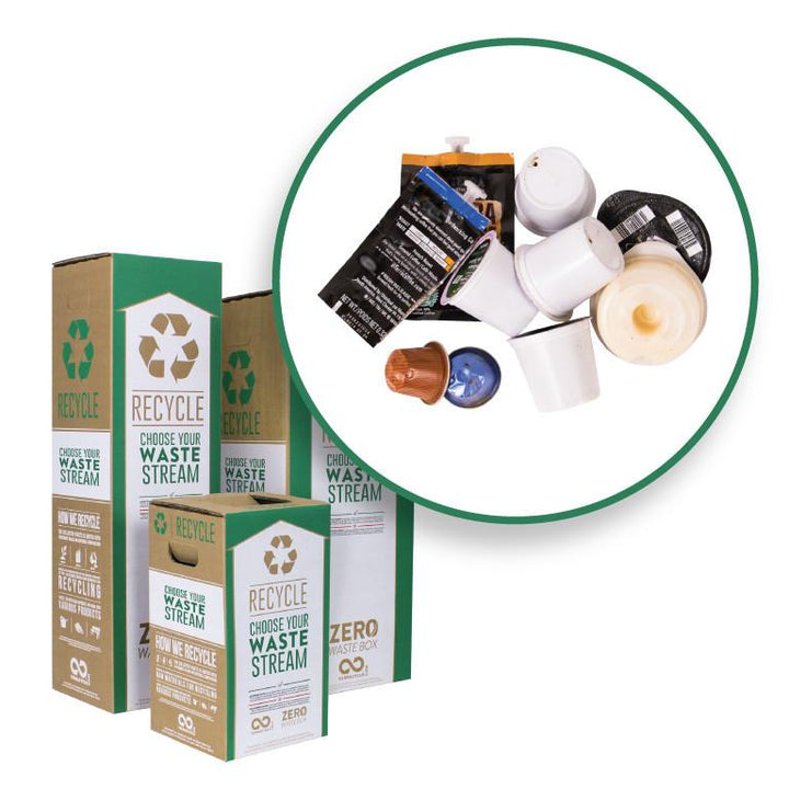Coffee Capsules - Zero Waste Box™