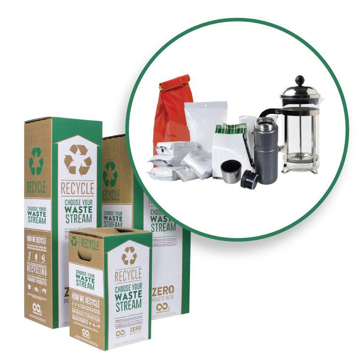 Coffee and Tea Accessories - Zero Waste Box™