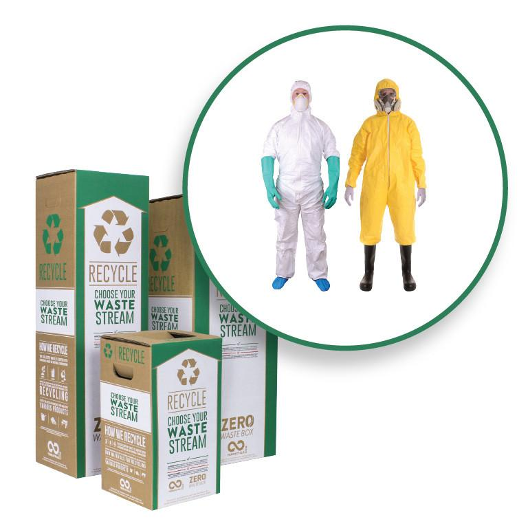 Disposable Garments - Zero Waste Box™