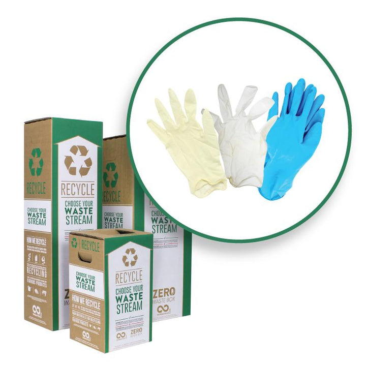 Disposable Gloves - Zero Waste Box™