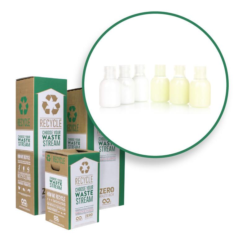 Hotel Amenity Bottles - Zero Waste Box™