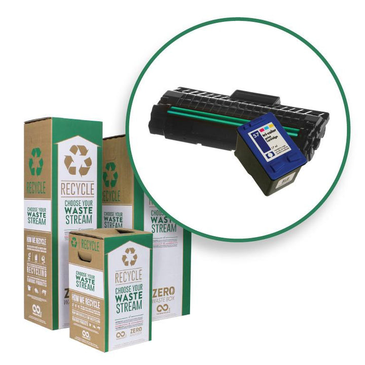 Ink and Toner Cartridges - Zero Waste Box™