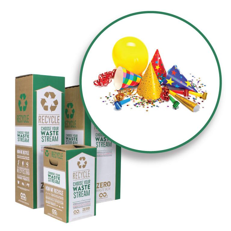 Party Decorations - Zero Waste Box™