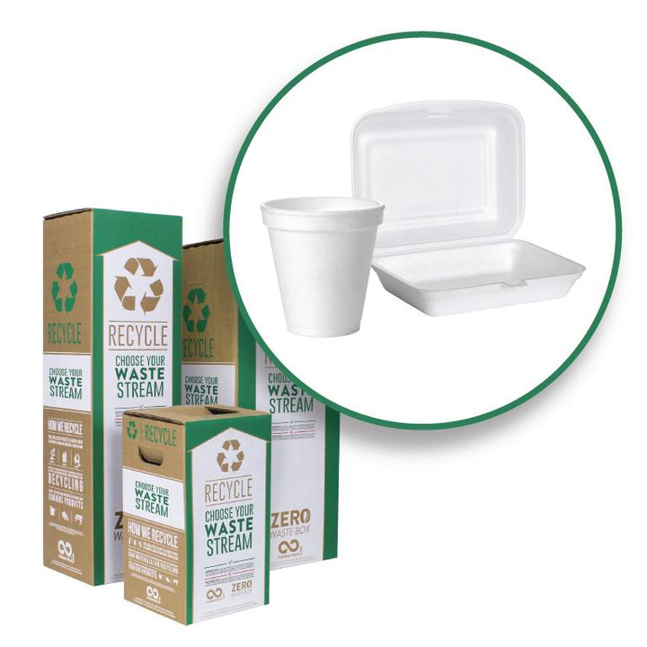 Styrofoam - Zero Waste Box™