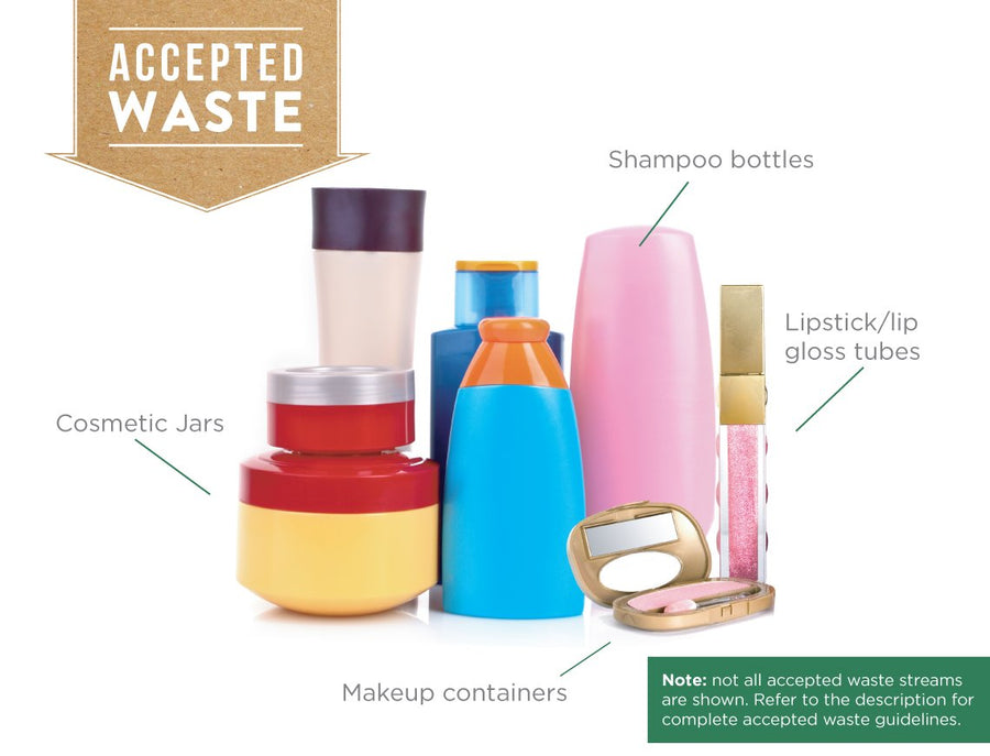 Beauty Products and Packaging - Zero Waste Box™