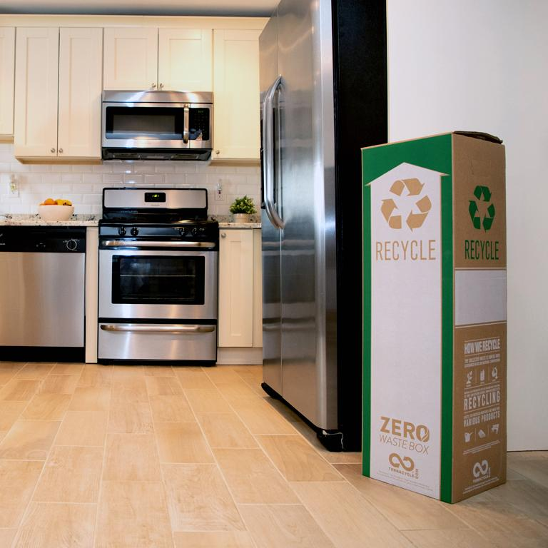 Kitchen Separation - Zero Waste Box™