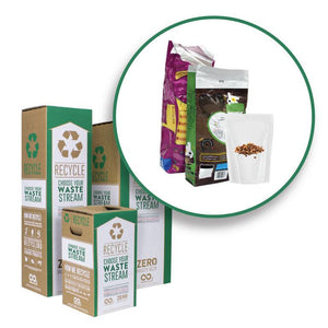 Pet Food Packaging - Zero Waste Box™