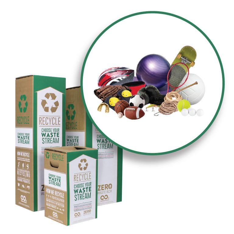 Sporting Goods - Zero Waste Box™