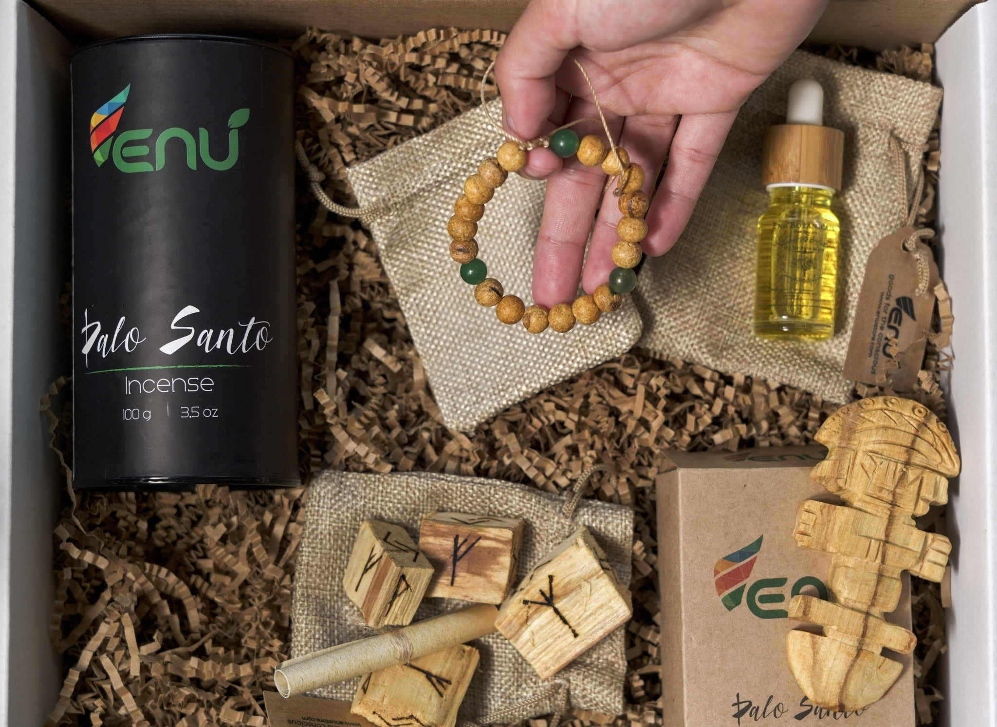 Make Your Own Palo Santo Kit
