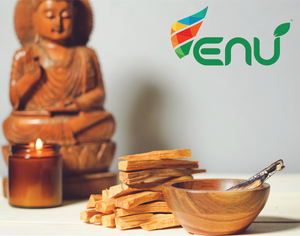 Enu Premium Palo Santo Incense - Grown & Crafted in Peru - Smudging Sticks