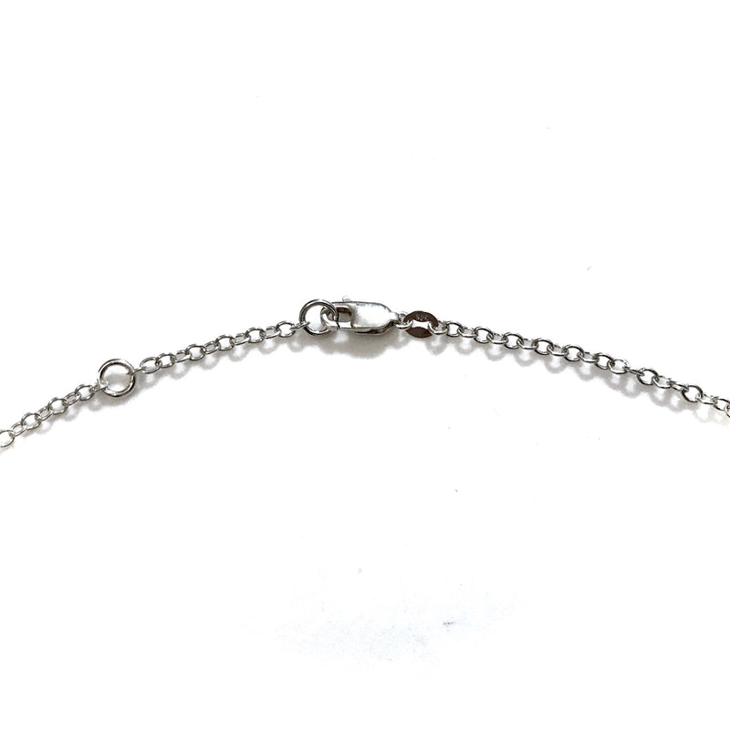 "Adjustable Sterling Silver 2.3mm Chain Necklace 16"" 17"" 18"""