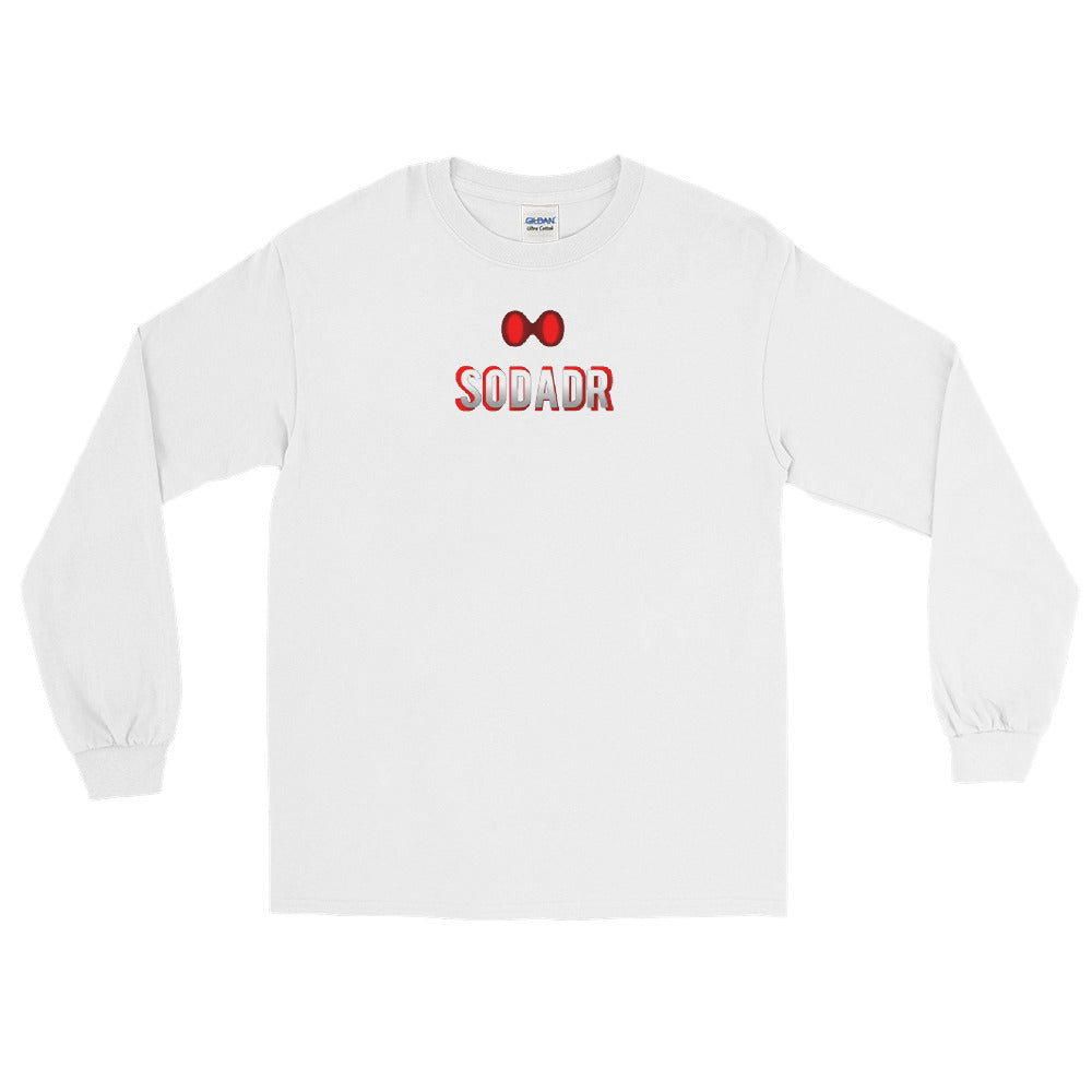 SodaDr Logo Long Sleeve Shirt