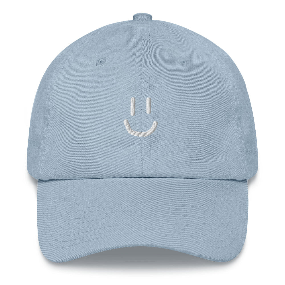 Rawky Black Smile Dad hat