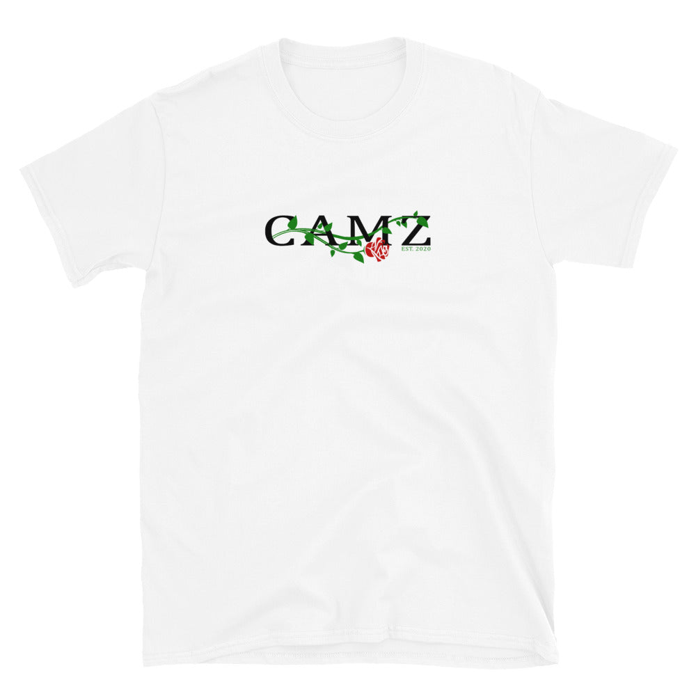 "Camz Digital Print ""White"""