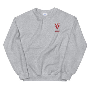 Gazelle Red Logo Sweatshirt