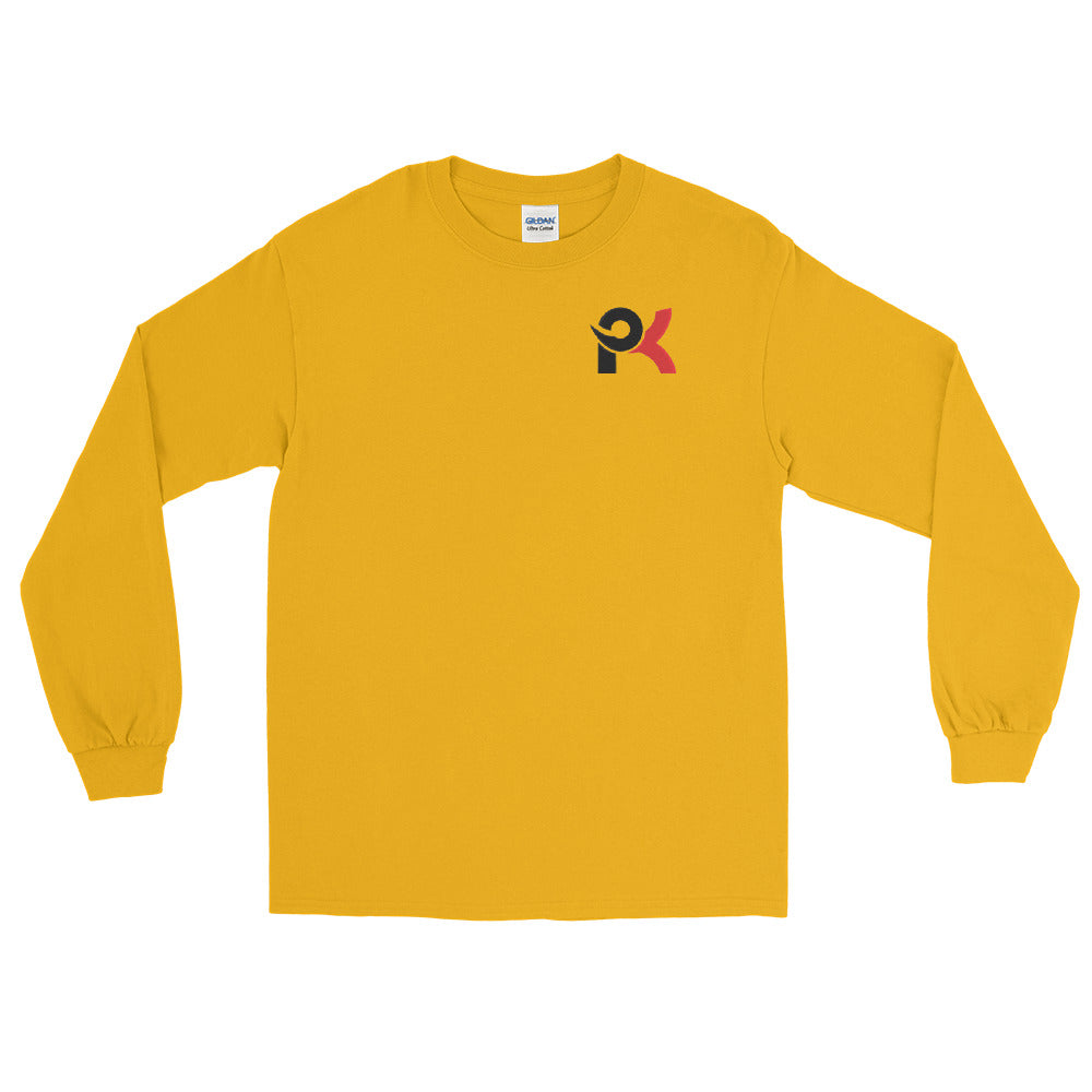 Pancake's Logo Long Sleeve Shirt