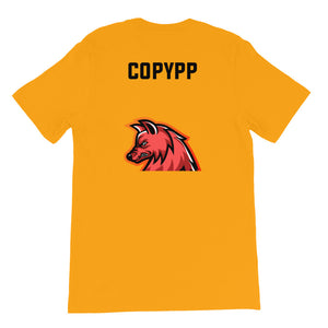 CopyPP (Front + Back) Short-Sleeve T-Shirt