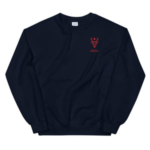 Gazelle Orange Logo Sweatshirt