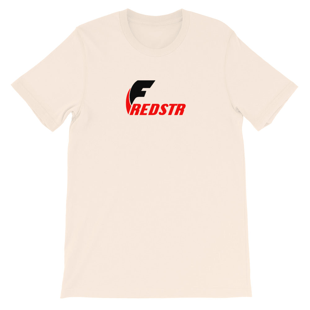 Fredstr Black Logo Short-Sleeve T-Shirt