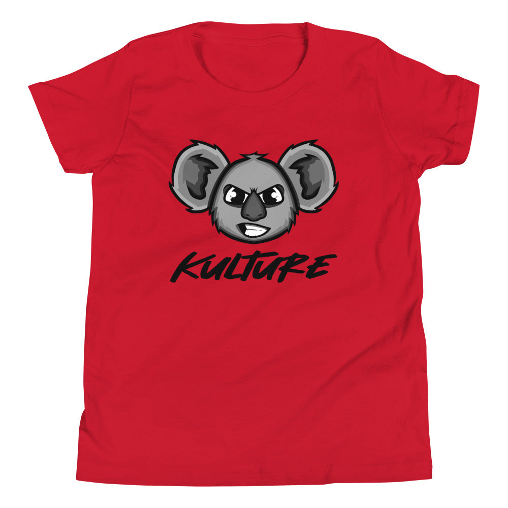 Kulture Youth Short Sleeve T-Shirt (Kids)