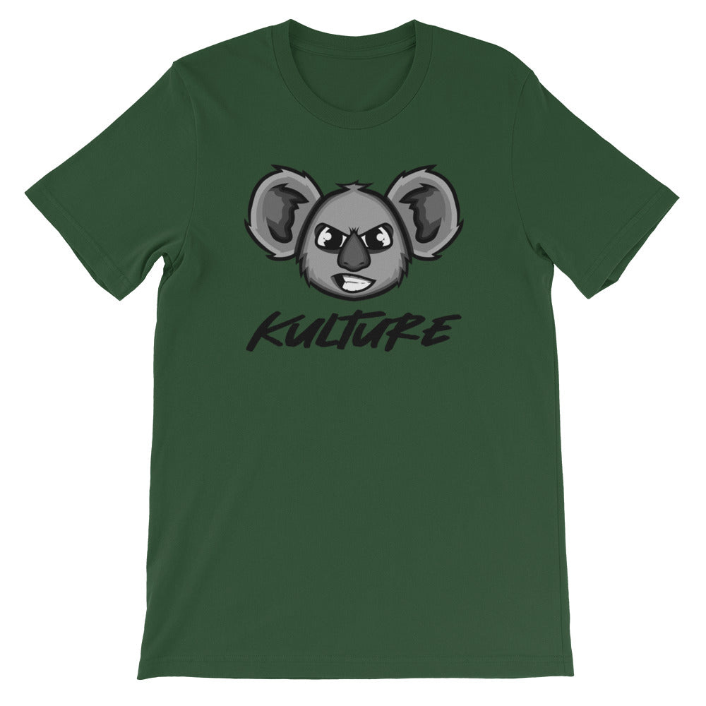 Kulture Logo + Text Short-Sleeve T-Shirt